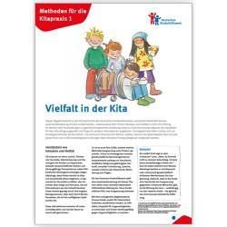 Vielfalt in der Kita - Methoden für die Kita-Praxis 1