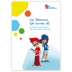 Cep Telefonun icin formda ol! (Handy Guide in türkischer Sprache