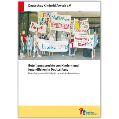 Beteiligungsrechte von Kindern und Jugendlichen in Deutschland