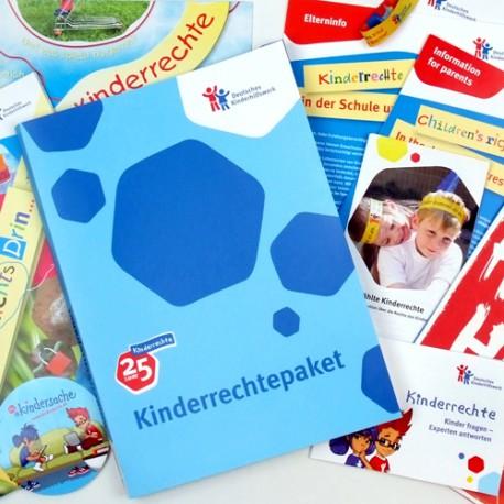 Für Schulen: Kinderrechtepaket