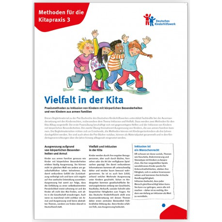 Vielfalt in der Kita - Methoden für die Kita-Praxis 3