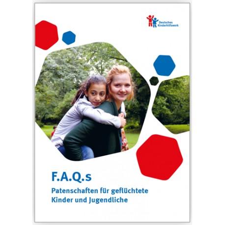F.A.Qs Patenschaften für geflüchtete Kinder und Jugendliche