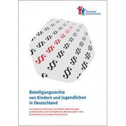 Studie Beteiligungsrechte von Kindern und Jugendlichen in Deutschland