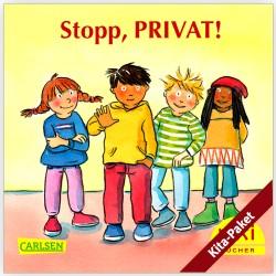 Für Kitas: PIXI Stopp, PRIVAT! - das Kita-Paket (klein/30)