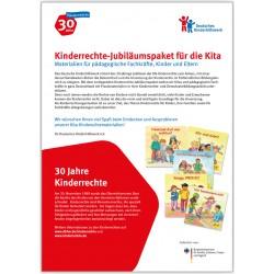 Kinderrechte-Jubiläumspaket für die Kita
