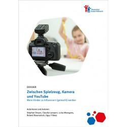 """Online-Dossier: """"Zwischen Spielzeug, Kamera und YouTube - Wenn Kinder zu Influencern (gemacht) werden"""""""