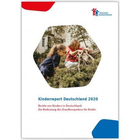 Kinderreport Deutschland 2020