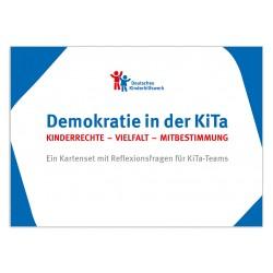 Kartenset Demokratie in der KiTa